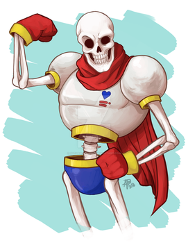 Papyrus by SUCHanARTIST13