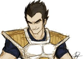 +Vegeta+ by Reganov