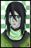 Ulquiorra by MotionlessHydraulic