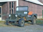 Army Jeep by da-joint-stock