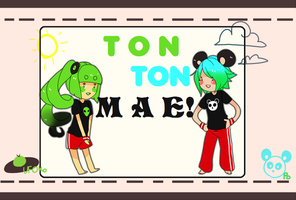 [Cover] Ton Ton Mae! by UFOdere