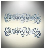 tattoo station by CaPtIne