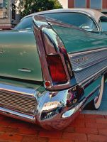 1958 Buick Tail Fin by funygirl38
