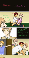 UsUk and UsUk2p -Comic by Milixa
