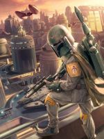 boba fett by Ahmed-Mansour1453