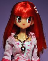 Etoko-chan custom doll for SALE! by L63player