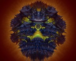 Chinese Mask by rycher