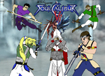 BSC Presents - Soul Calibur V by EX388