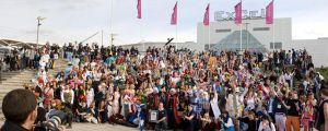 What a lot of cosplay by earzy88