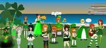The Green Gene (TG Society St. Patrick's Event) by StateOfD-E-B