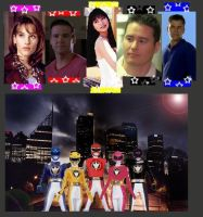 Power Rangers Re-Unite by HighwindDesign