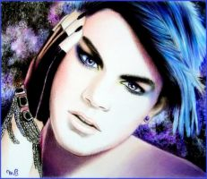 Adam Lambert.02 by BlueZest
