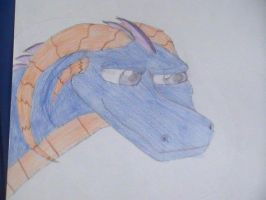 this is Safire by safirethedragon