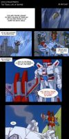 The tragic life of Skyfire by Comics-in-Disguise