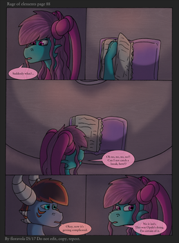 Rage of elements page 88 by floravola