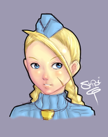CamStudio Test - Cammy Sketch by ItsJustSuppi