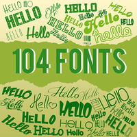 PackFonts by MyRiotWorld