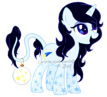 Bug Keeper Pony Adoptable - 1 by CommanderMitsuki