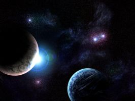 Symbiotic Planets by Hoplite-A2