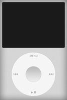 iPod Classic by andrew-gw