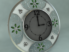 3D Clock Modeling by theeverydayghost