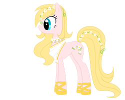 OC: Daisy Chain by Celestialess