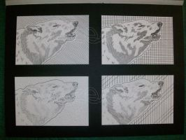 Wolf Texture project by Maszeattack