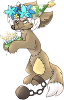 flower prison guy by pinuh