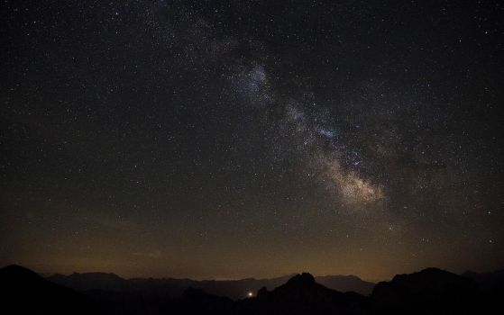 milky way by playelements