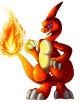 Charmeleon by PlagueDogs123