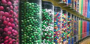 Wall of MnMs by Bimmi1111