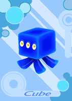 Sonic Colours - Cube by hexgirl911