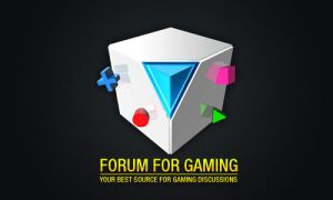 Forum For Gaming Logo by anekdamian