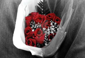 Roses are red...... by SPATZ13