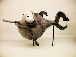 Mary and Max 3 by ARTmonkey90