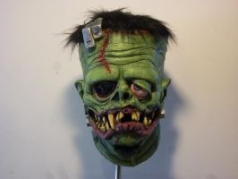 Frankenfink mask by Justin-Mabry
