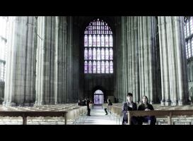 Canterbury Cathedral 23 by mastahtata