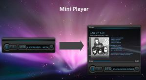 Mini Player by Live-VS-Vienna