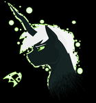 Danny  Phantom MLP Original MSpaint by AmyroseXDSonic