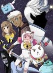 Bee and Puppycat by AmukaUroy