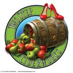 Two Step Ciderworks logo by henning