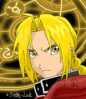 Edward Elric by Nocta-Link
