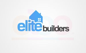 Elite Builders Logo Final by adamjamescooper
