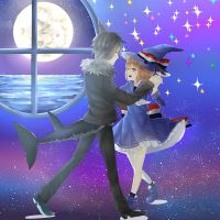Wadanohara and the great blue sea by Rien9915