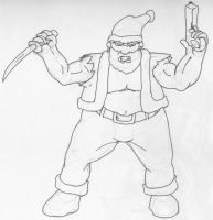 Claus by krakens