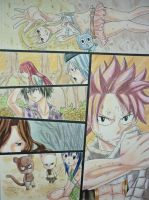 Fairy Tail scan by dixieulquiorra24