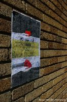 Brick Wall Flyer by jltrafton