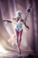 Max Factory - Lineage II Dark Elf by wkwebsite