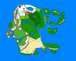 NoR: Ruhgaia Terrain Map by IrateResearchers