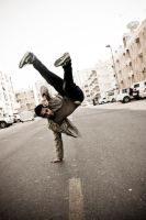 Bboy. by ponkimon
